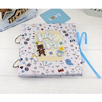 Альбом для новонародженого малюка Baby Explorer
