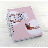Блокнот щоденник на рік