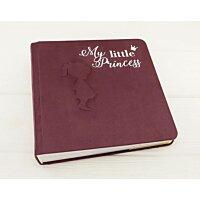 Іменний альбом для дівчинки маленька Принцеса