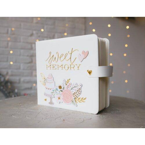 Весільний альбом ручної роботи Sweet Memory
