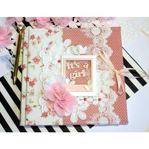 Фотобук для дівчинки It's a girl