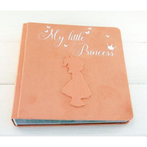 Альбом для новонародженої дівчинки Метелик