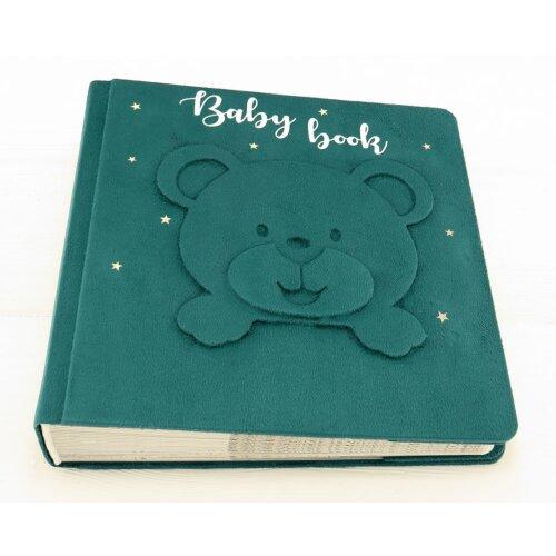 Іменний альбом для новонародженого хлопчика Bear