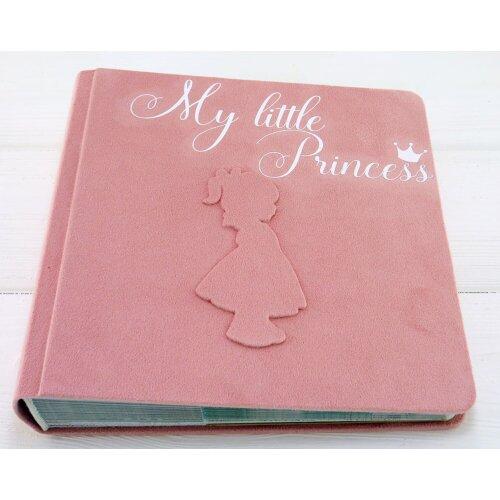 Фотоальбом для дівчинки Принцеса