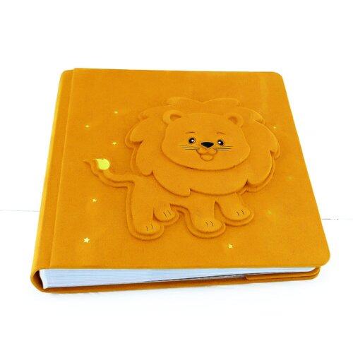 Іменний альбом для хлопчика Lion
