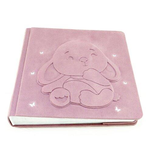 Альбом для новонародженої дівчинки Метелики